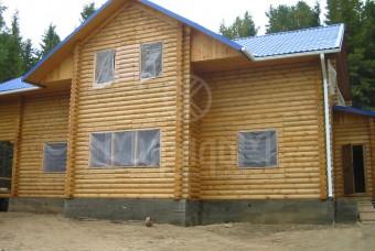Фотография нашего объекта Дом «Ханты-2»