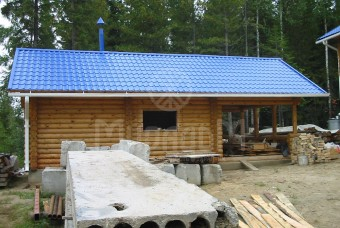 Фотография нашего объекта Баня «Ханты»