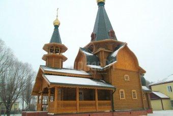 Фотография нашего объекта Церковь Преподобного Алексия