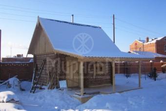 Фотография нашего объекта Баня «Янтарная»