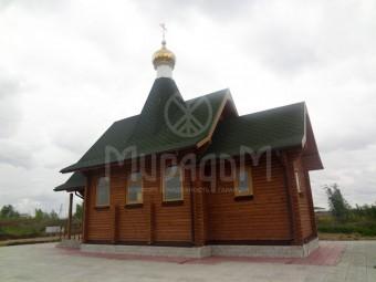 Часовня «Сергия Радонежского»