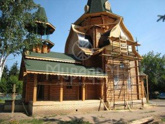 Церковь Мучеников Царственных