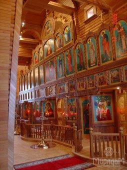 Храм Святой Живоначальной Троицы