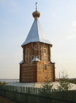 Часовня «Тюкалинск»