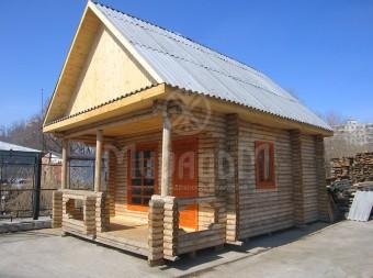 Дом «Кемпинг-2»