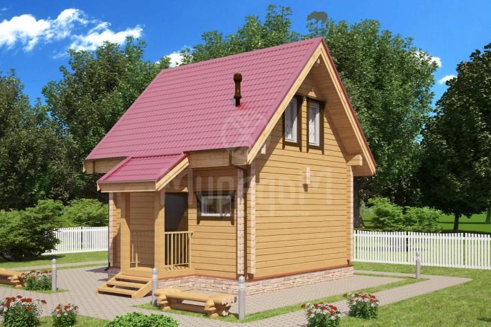 Дом Березка