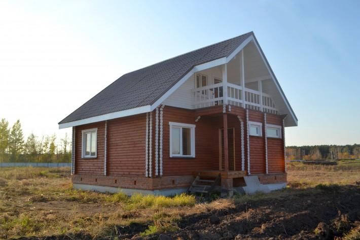 Дом с участком №314