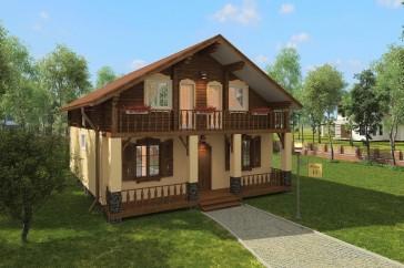 Дом «Аист»