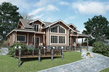 Дом «Барс»